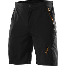 Löffler Comfort CSL Bike Shorts Men black/saffron